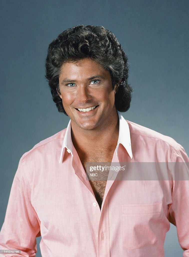 David Hasselhoff as Michael Knight Photo by Herb Ball/NBC/NBCU Photo Bank