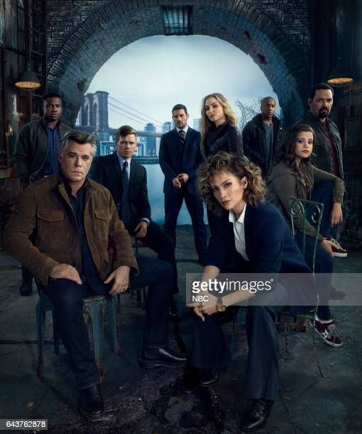 2 Pictured Dayo Okeniyi as Michael Loman Ray Liotta as Lt Matt Wozniak Warren Kole as Robert Stahl Gino Anthony Pesi as James Nava Drea de Matteo as...