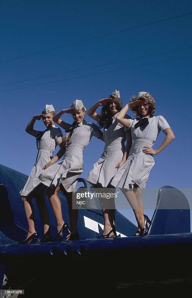 Kathy McCullen as Nurse Ellie, Brianne Leary as Nurse