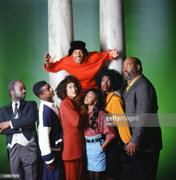 Joseph Marcell as Geoffrey Alfonso Ribeiro as Carlton Banks Karyn Parsons as Hilary Banks Tatyana Ali as Ashley Banks Janet Hubert as Vivian Banks...