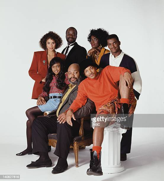 Karyn Parsons as Hilary Banks Joseph Marcell as Geoffrey Janet Hubert as Vivian Banks Alfonso Ribeiro as Carlton Banks Tatyana Ali as Ashley Banks...