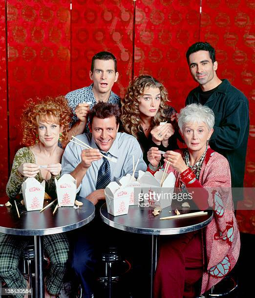 Kathy Griffin as Vicki Groener David Strickland as Todd Stites Brooke Shields as Susan Keane Nestor Carbonell as Luis Rivera Barbara Barrie as Helen...