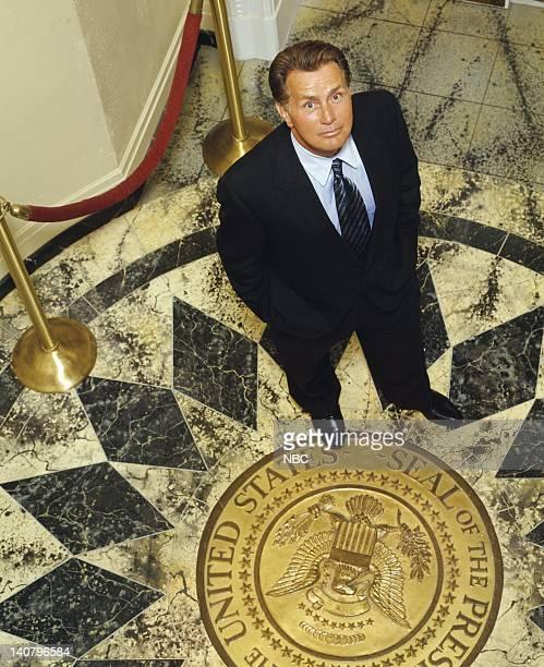 Martin Sheen as President Josiah 'Jed' Bartlet Photo by NBCU Photo Bank