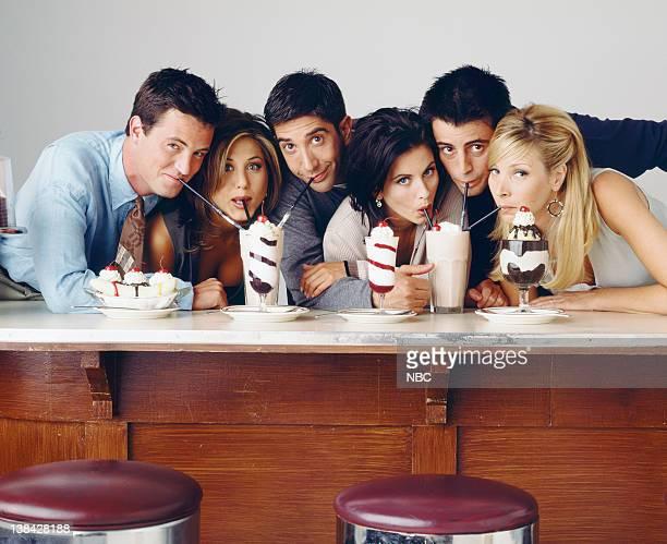Matthew Perry as Chandler Bing Jennifer Aniston as Rachel Green David Schwimmer as Ross Geller Courteney Cox as Monica Geller Matt LeBlanc as Joey...