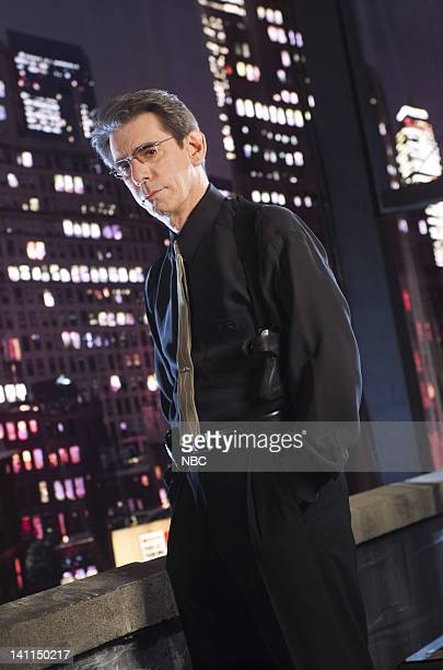 Richard Belzer as Det John Munch Photo by Kevin Foley/NBCU Photo Bank