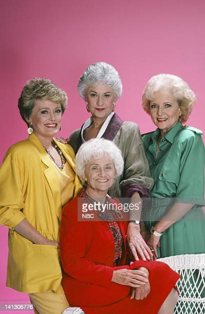 Rue McClanahan as Blanche Devereaux Estelle Getty as Sophia Petrillo Bea Arther as Dorothy Petrillo Zbornak Betty White as Rose Nylund Photo by Gary...