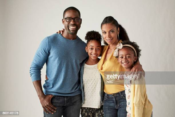 2 Pictured Sterling K Brown as Randall Eris Baker as Tess Susan Kelechi Watson as Beth Faithe Herman as Annie