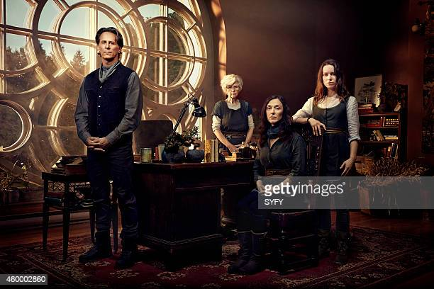 2 Pictured Steven Weber as Brother Michael Clare Coulter as Sister Agnes Severn Thompson as Sister Anne Alison Louder as Sister Amy