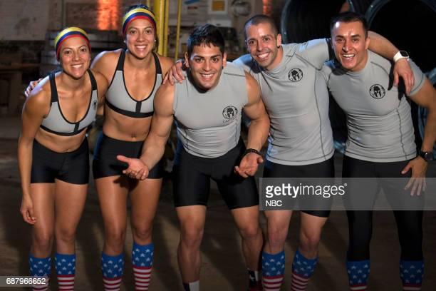 2 Pictured Team American Dream Margarita Guzman Natalia Guzman Isaiah Vidal Horacio Pastor Ronald Quintero