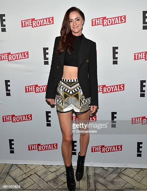 THE ROYALS 'Season 2 Press Screening' Pictured Alexandra Park