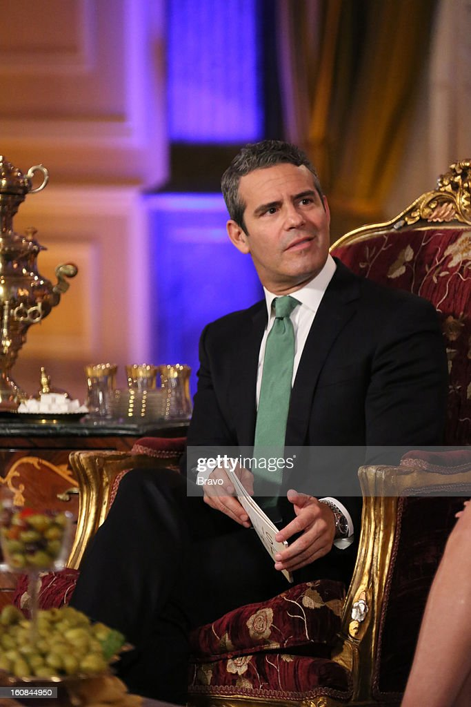 SUNSET -- 'Season 2 Reunion' -- Pictured: Andy Cohen --