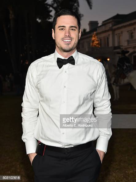 Season 20 Bachelor Ben Higgins participates in the 127th Tournament of Roses Parade presented by Honda on January 1 2016 in Pasadena California
