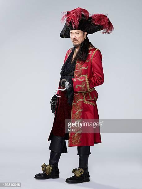 2014 Pictured Christopher Walken as Captain Hook