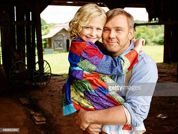 2015 Pictured Alyvia Alyn Lind as Dolly Ricky Schroder as Lee Parton