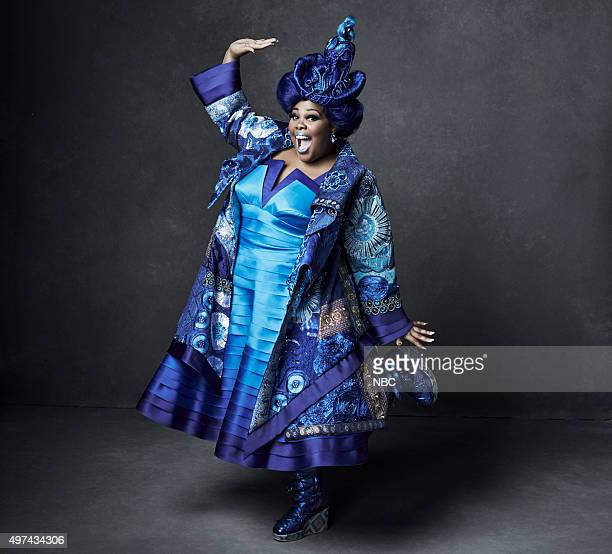 2015 Pictured Amber Riley as Addapearle