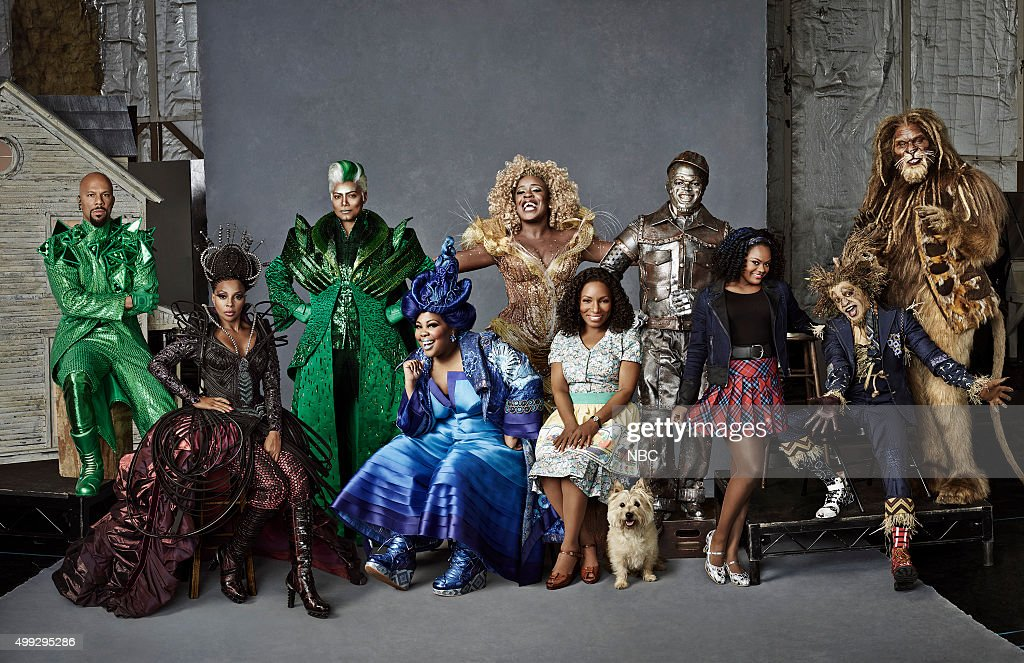 "NBC's ""The Wiz LIVE!"""