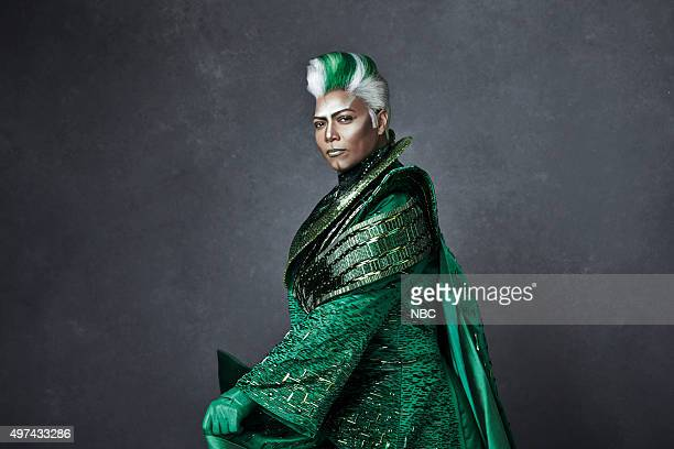 2015 Pictured Queen Latifah as The Wiz