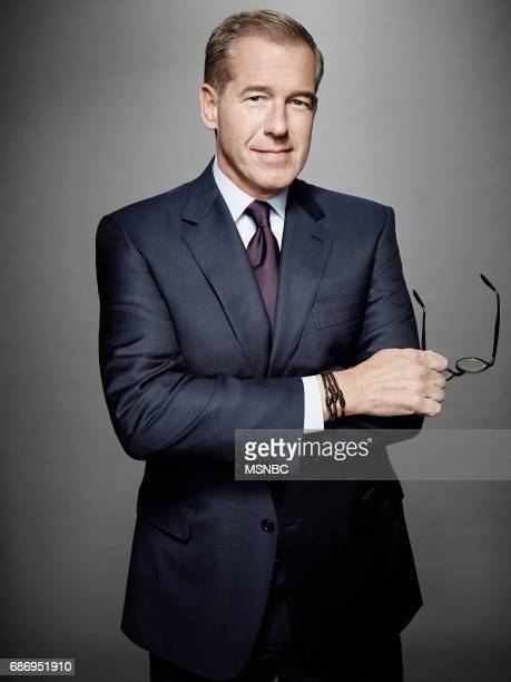 2016 Pictured Brian Williams