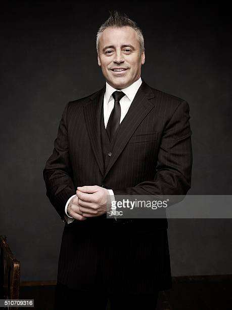 2016 Pictured Matt LeBlanc