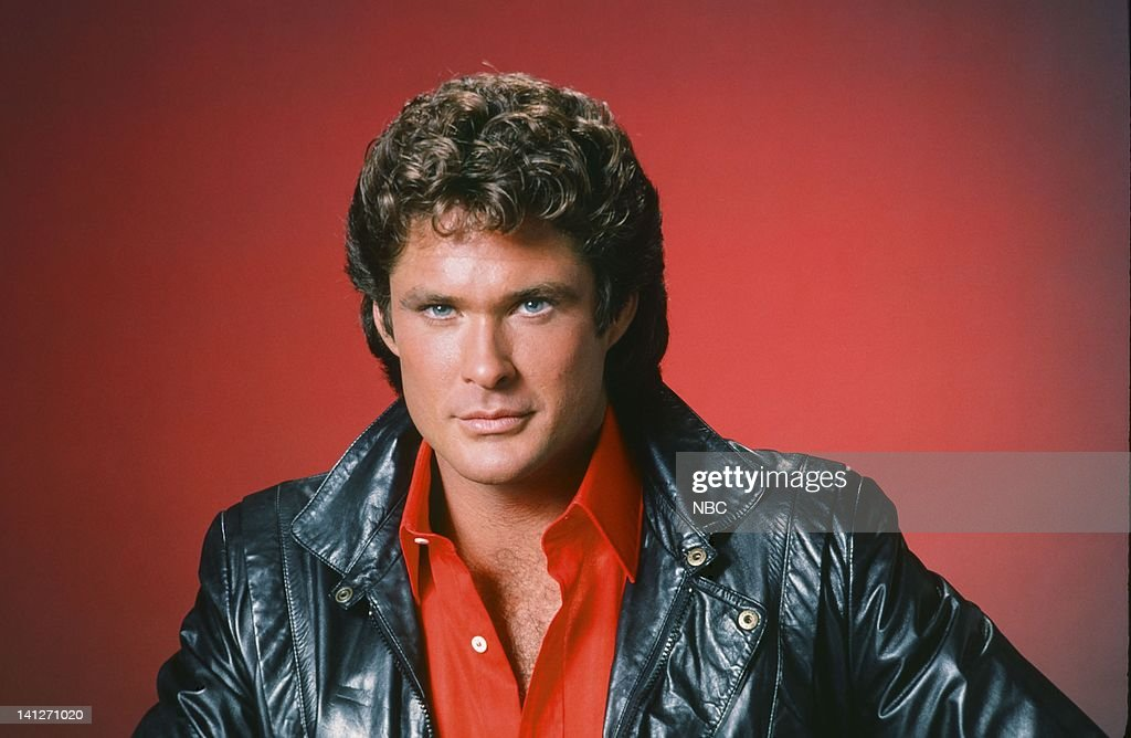 David Hasselhoff as Michael Knight -- Photo by: Gary Null/NBCU Photo Bank