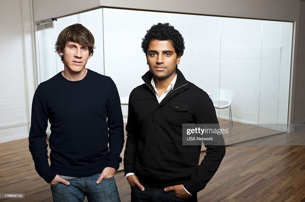 Foursquare Creators <a gi-track='captionPersonalityLinkClicked' href=/galleries/search?phrase=Dennis+Crowley&family=editorial&specificpeople=6729326 ng-click='$event.stopPropagation()'>Dennis Crowley</a>, Naveen Selvadurai --