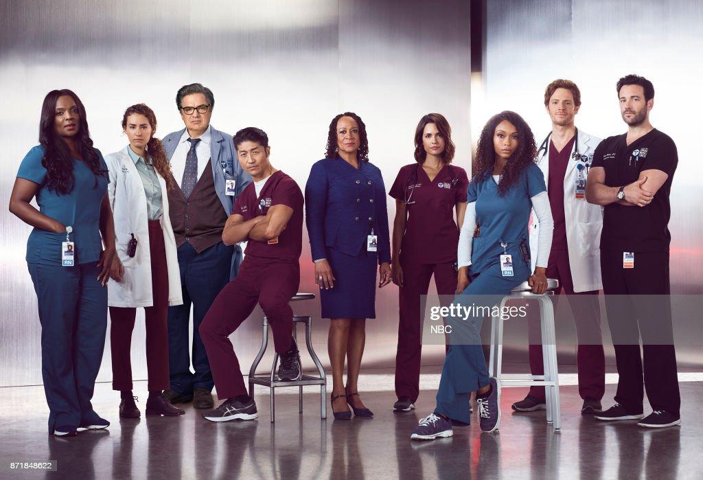 "NBC's ""Chicago Med"" - Season 3"