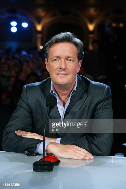 Piers Morgan Judge
