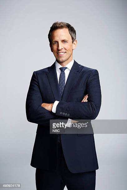 3 Pictured Seth Meyers