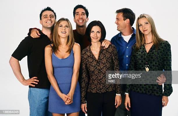 Matt LeBlanc as Joey Tribbiani David Schwimmer as Ross Geller Matthew Perry as Chandler Bing Jennifer Aniston as Rachel Green Courteney Cox as Monica...