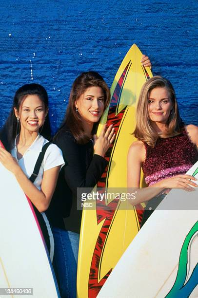 Jennie Kwan as Samantha 'Sam' Woo Diana Uribe as Lorena Costa Kelly Packard as Tiffani Smith