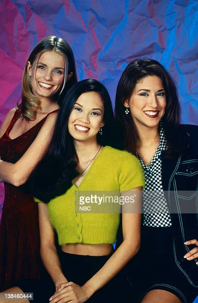 Kelly Packard as Tiffani Smith Jennie Kwan as Samantha 'Sam' Woo Diana Uribe as Lorena Costa