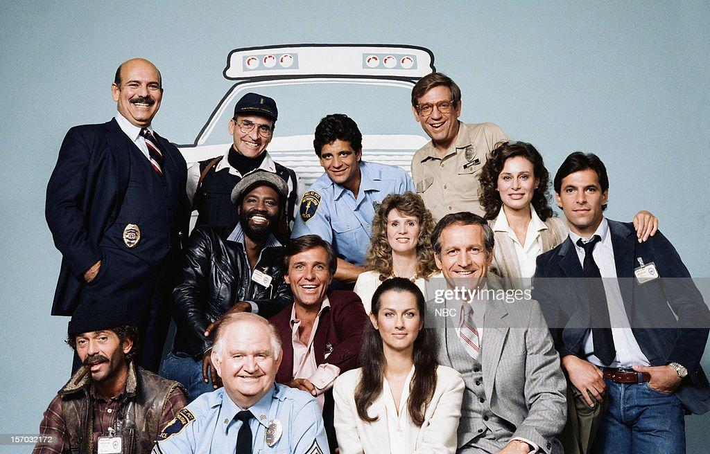 Ren Enrquez as Lt Ray Calletano James Sikking as Lt Howard Hunter Ed Marinaro as Officer Joe Coffey Robert Hirschfeld as Officer Leo Schnitz Taurean...
