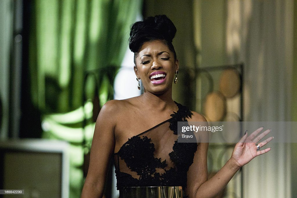 ATLANTA -- 'Season 5 Reunion' Episodes 521, 522, 523 -- Pictured: Porsha Stewart --