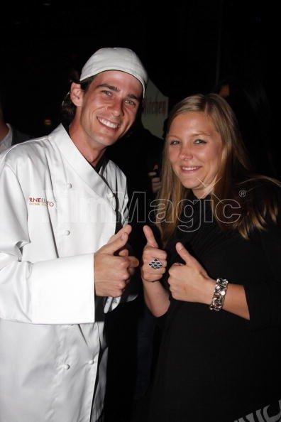 Season 5 Winner Danny Veltri And Season 4 Winner Christina