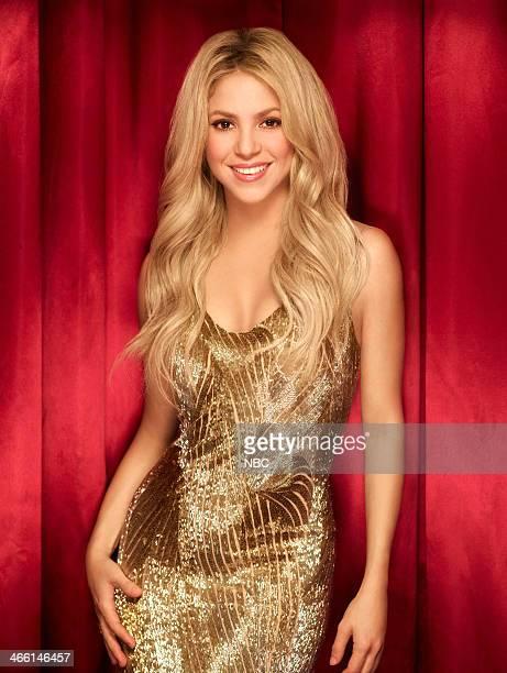 6 Pictured Shakira