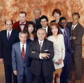 Larry Drake as Benny Stulwicz John Spencer as Tommy Mullaney Susan Ruttan as Roxanne Melman Alan Rachins as Douglas Brackman Jr Sheila Kelley as Gwen...