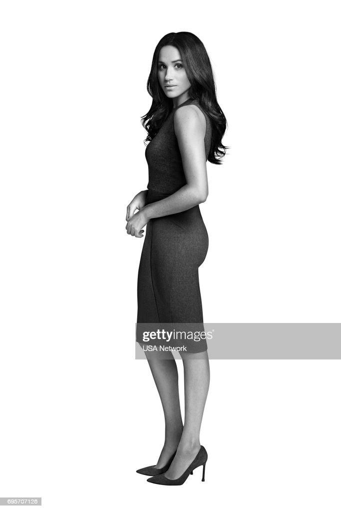 Meghan Markle as Rachel Zane --