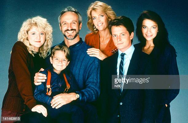 Tina Yothers as Jennifer Keaton Brian Bonsall as Andrew 'Andy' Keaton Michael Gross as Steven Keaton Meredith Baxter as Elyse Keaton Michael J Fox as...