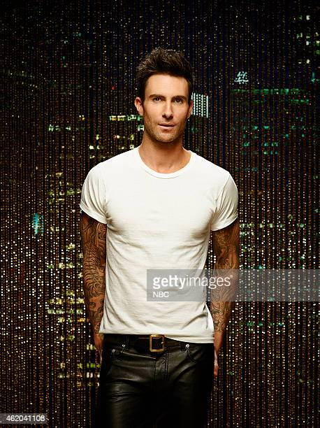 8 Pictured Adam Levine