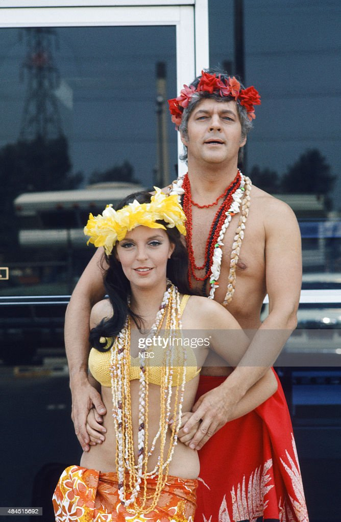 Susan Seaforth Hayes, Bill Hayes return from Tahiti in 1973 --