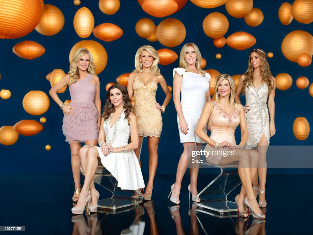 Tamra Barney, Heather Dubrow, Gretchen Rossi, Vicki Gunvalson, Alexis Bellino, Lydia McLaughlin --