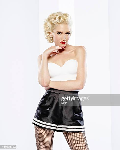 9 Pictured Gwen Stefani