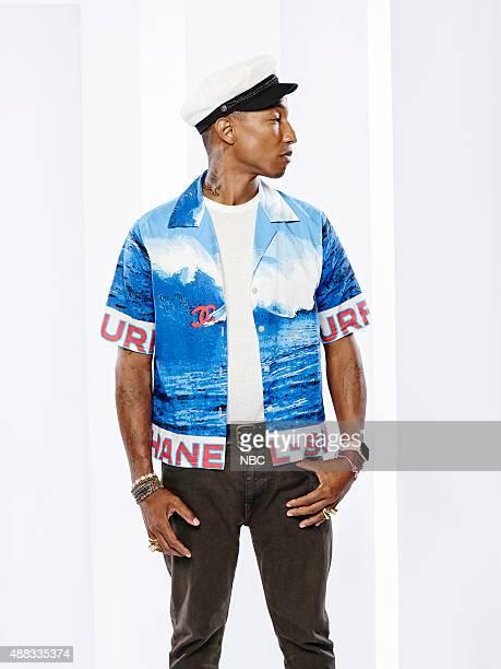 9 Pictured Pharrell Williams