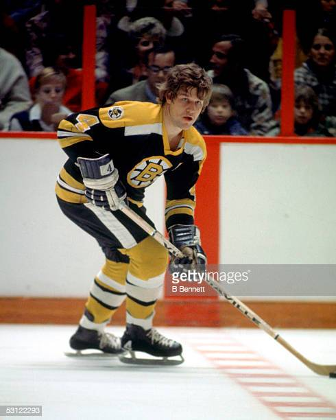 Bobby Orr And Player Bobby Orr