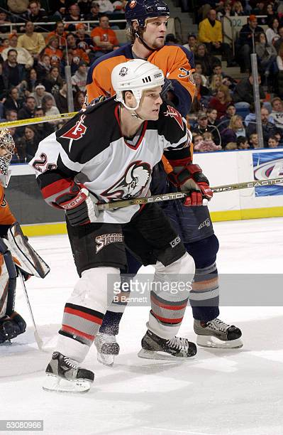 Buffalo Sabres at New York Islanders January 17 2004 And Player Jason Botterill