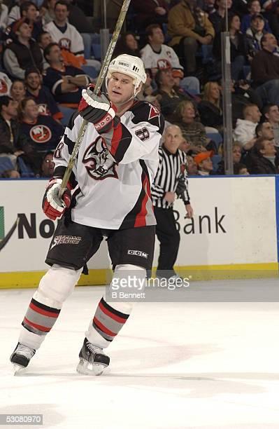 Buffalo Sabres at New York Islanders January 17 2004 And Player Jason Botterill