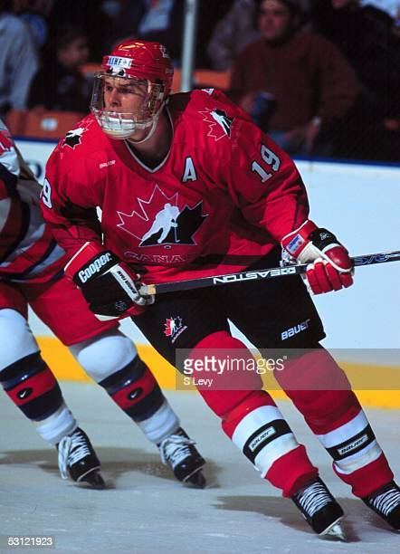 Jason Botterill of Team Canada