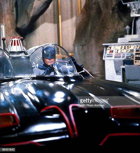BATMAN Season One 1/12/66 Once summoned by Police Commissioner Gordon on the Batphone Batman and Robin the Dynamic Duo chased and apprehended the...