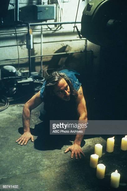PEAKS Season One 19901991 Frank Silva stars as Bob a malevolent spirit who haunts the woods and inhabits humans on 'Twin Peaks'