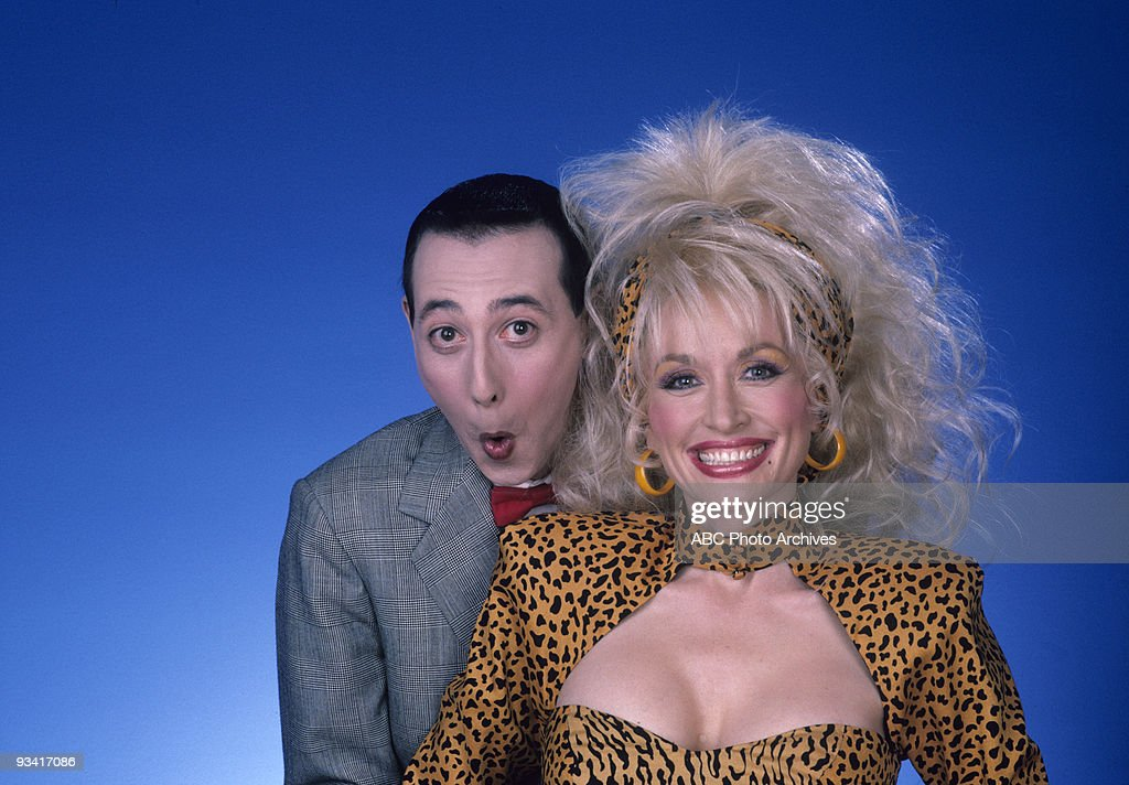 DOLLY - Season One - 9/27/87, Guest star Paul Reubens (as Pee Wee Herman); Dolly Parton,